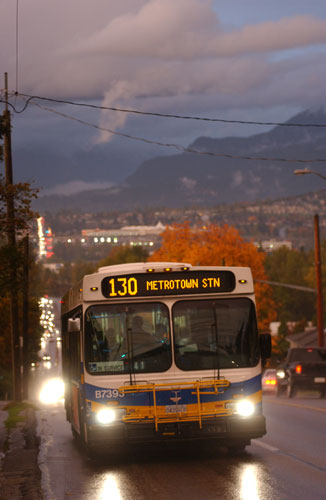 The new #125 route will mean less buses congesting the Metrotown Loop, where the #130 is currently heading!