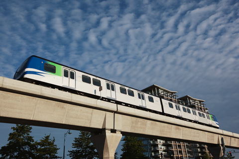 Say hello to the Canada Line on August 17!