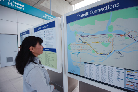 Bus connections to the Canada Line are coming on September 7, along with a few more bus service changes.