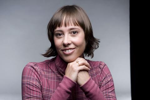 Maggie Baynham, one of the three winners of the U-Pass contest.