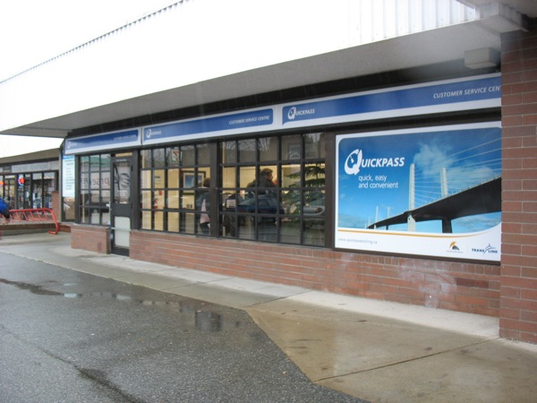 The QuickPass offices at 12167 Harris Road, Pitt Meadows.