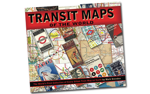 Transit Maps of the World by Mark Ovenden.