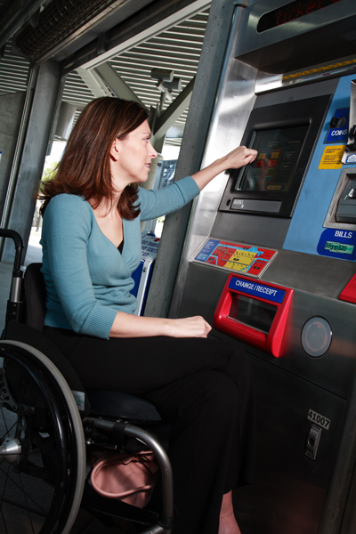Some tickets can be bought at machines in SkyTrain and SeaBus stations.