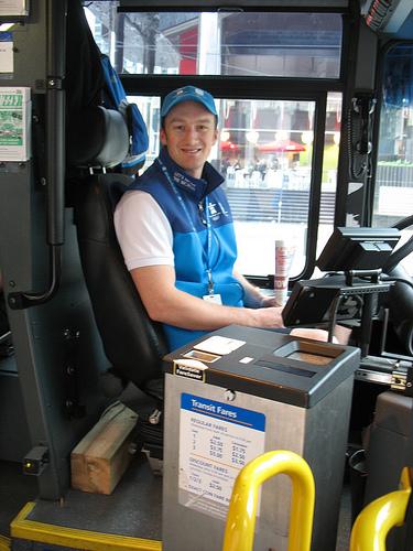 CMBC transit operator Dave!