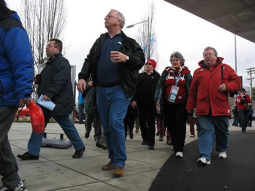 Another crowd shot at Aberdeen!