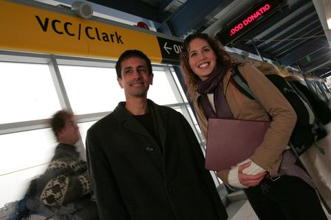 VCC-Clark Station!