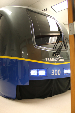 The simulator for the Mark II 1300-1400 series!