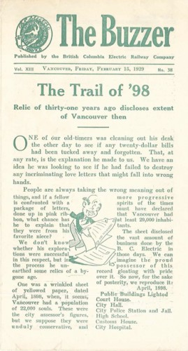 1929 buzzer
