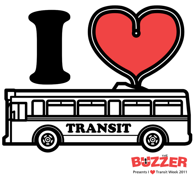 I Love Transit Logo 2011
