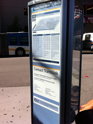Prototype of Our New Information Panels