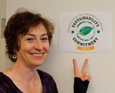 Trish Webb, Director of Corporate Sustainability