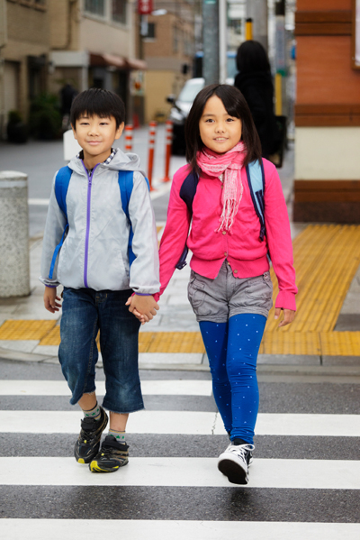 The Buzzer blog » Kids ride free for International Walk to ...