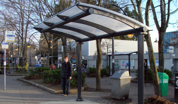 Newton Bus Shelter