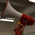 Missing your favourite megaphone? No worries, the Lost Property Office has it!