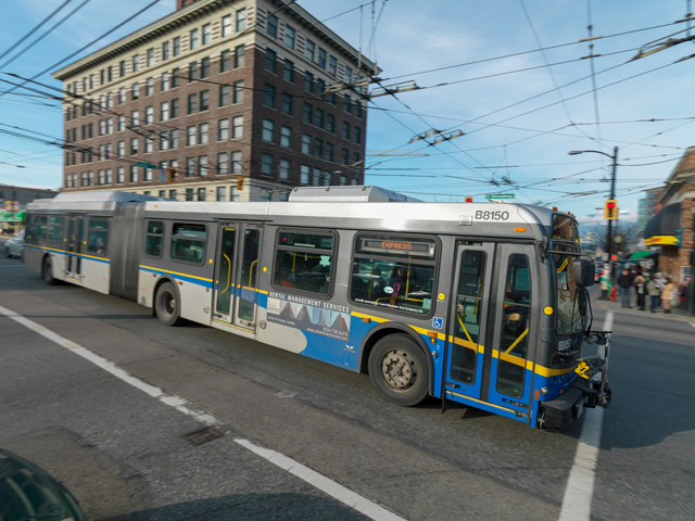 The 99 B-Line on Main!