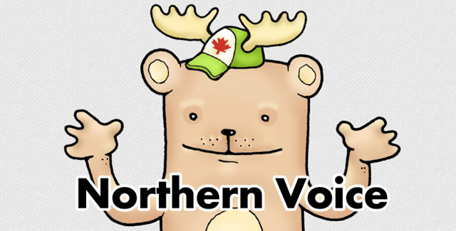 Come join us at the Northern Voice conference!