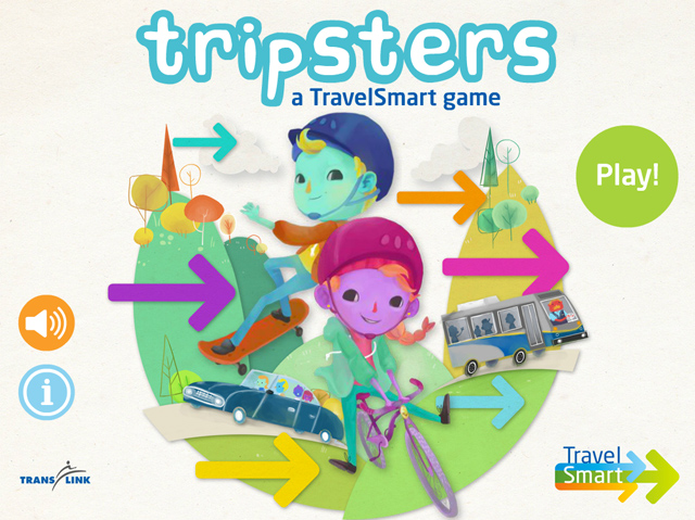 Have you played Tripsters yet?