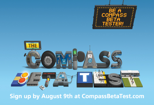 Help us put Compass to the test!
