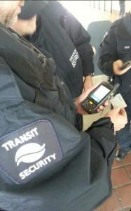 handheld unit