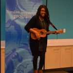 Desiree - great voice and a great smile!