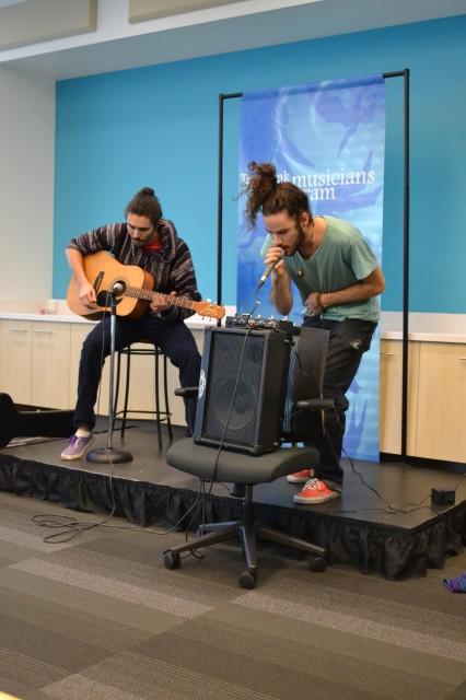 Duo performance