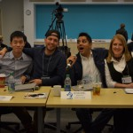 Thank you to our judges: Kenneth, Jonny, Aamer, and Cindy!