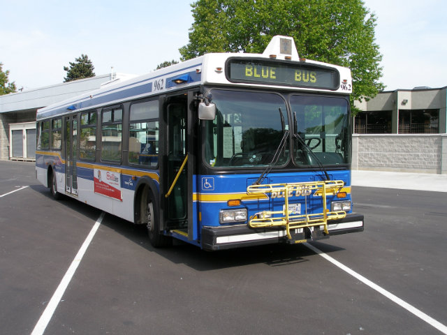 West Vancouver Blue Bus