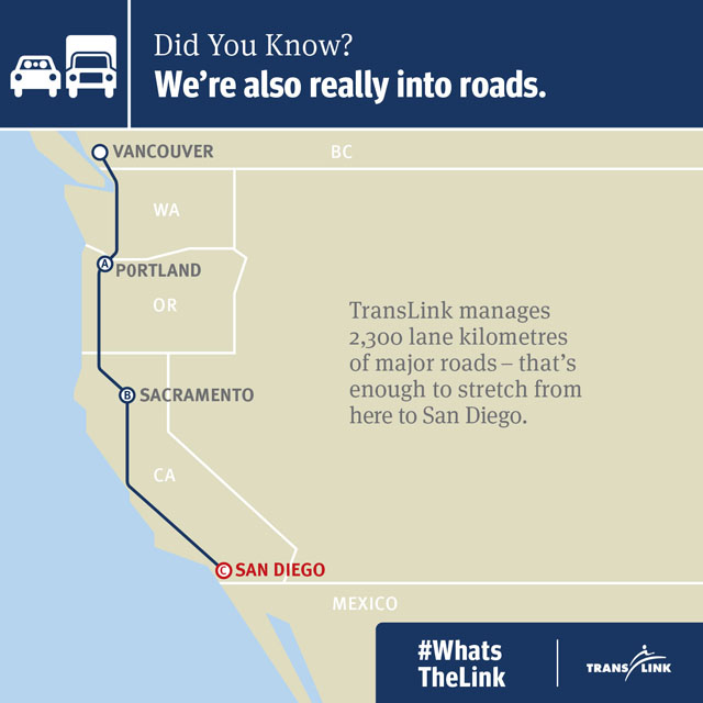 That's a lot of road!