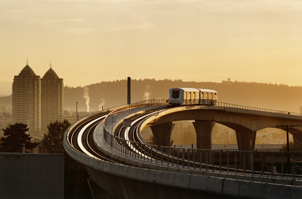 SkyTrain in action
