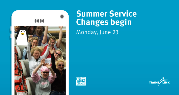 June Service Changes