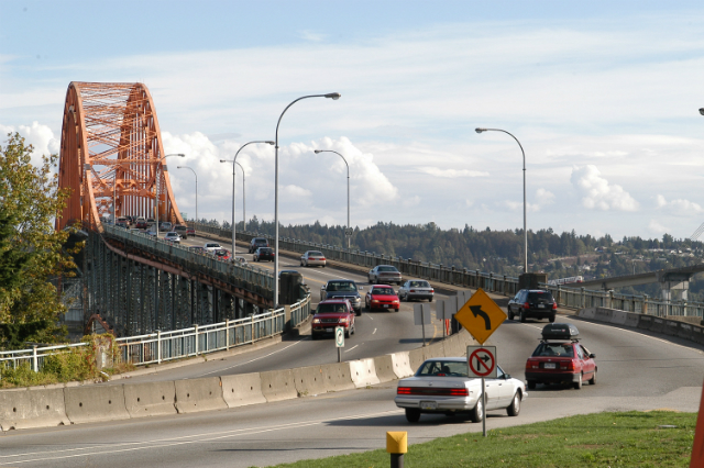 The Pattullo Bridge