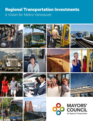Regional Transportation Investments document