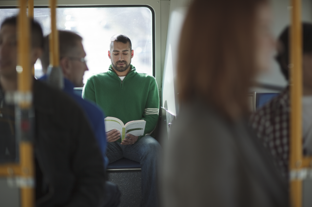 Reading on Transit