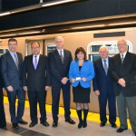 Canada Line 200 million passengers - Event Dignitaries