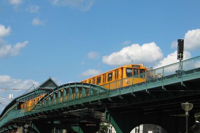 U-Bahn in Berlin Eberswalder Strasse, Germany Photo courtesy of Andreas Adelmann