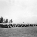 British Columbia Electric Railway Company bus fleet from the 1930s