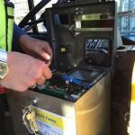 Burney opening a validator