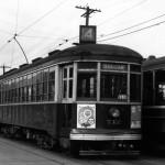Dunbar streetcar