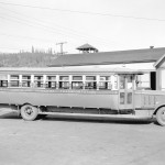 West Vancouver municipal bus, 1934