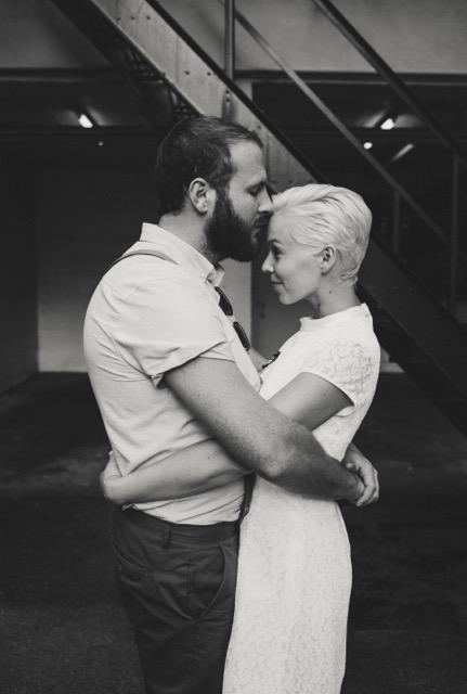 Nina and Jared Wedding