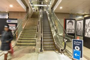 Escalators