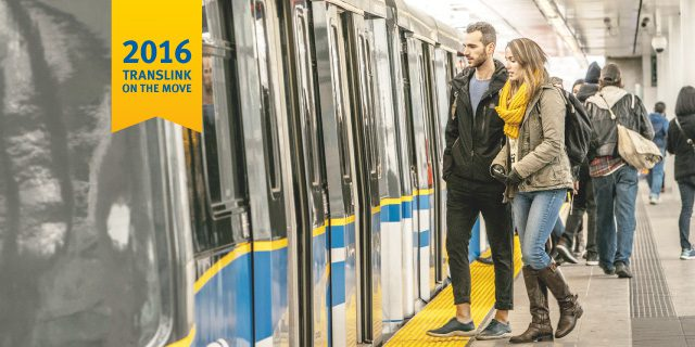 TransLink on the Move Ridership