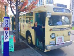 Mariee TRAMS Bus