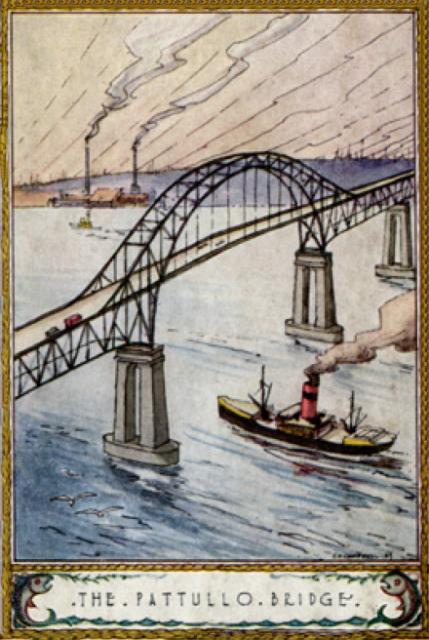 Pattullo Bridge 1937