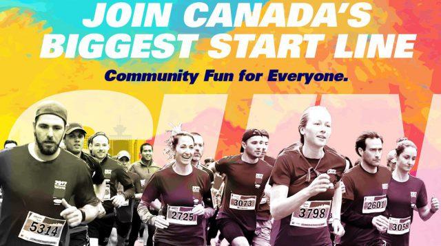 2018 Vancouver Sun Run