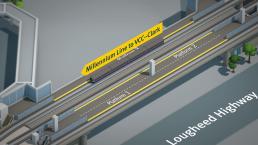 Lougheed Platform Change video screenshot