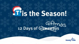 12 Days of Giftmas