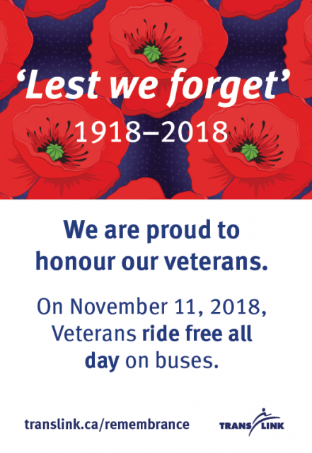 Remembrance Day Talker