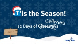 12 Days of Giftmas - Day 1