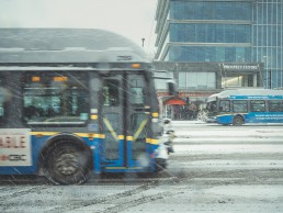 Customers should plan ahead for potential weather-related delays